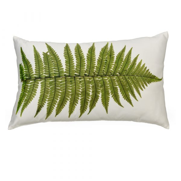 Cushion: Fern, Polyester 12″x20″